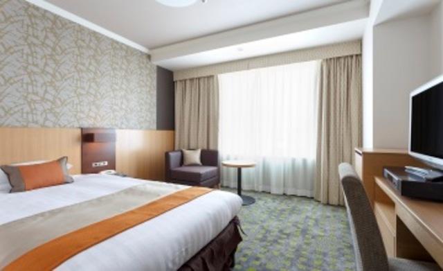 【渋谷】渋谷エクセルホテル東急 シングルルーム