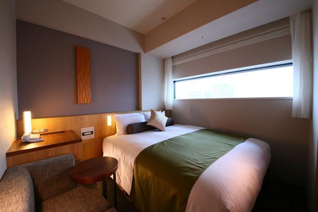 ホテルグレイスリー新宿 ダブルルーム