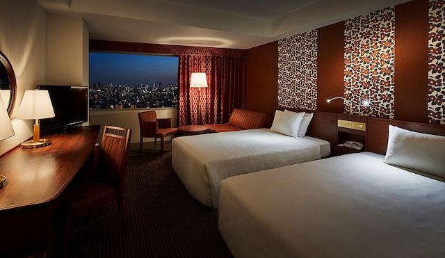 東武ホテルレバント東京 スタンダードツイン(3名)