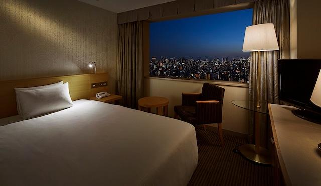 東武ホテルレバント東京 シングルルーム