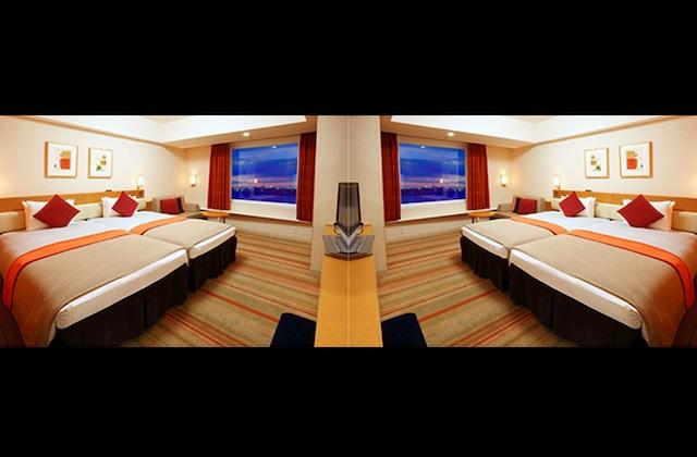 東京ベイ舞浜ホテル コネクティングハーモニールーム
