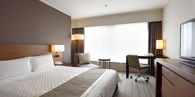 【新宿】京王プラザホテル スタンダードダブル