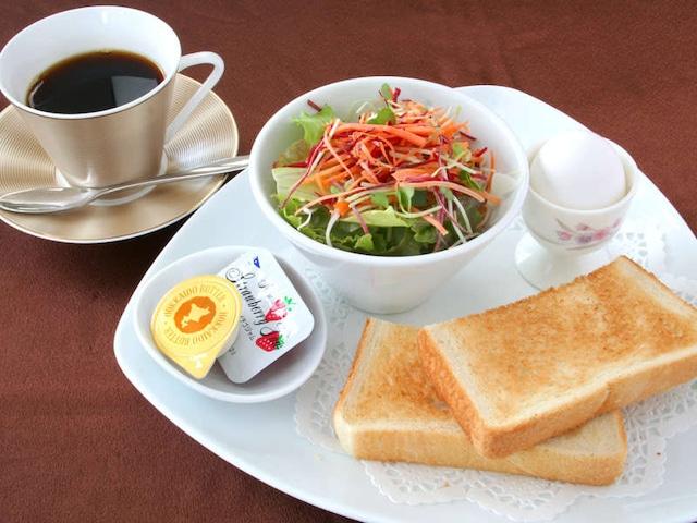ザ クラウンパレス新阪急高知 朝食