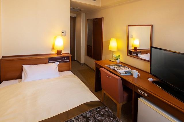 【浜松町】チサンホテル浜松町 スタンダードシングル