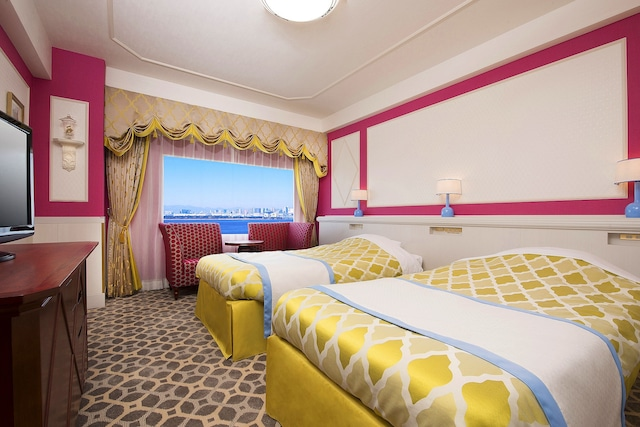 東京ベイ舞浜ホテル ファーストリゾート キャッスル・ワンダールーム ①