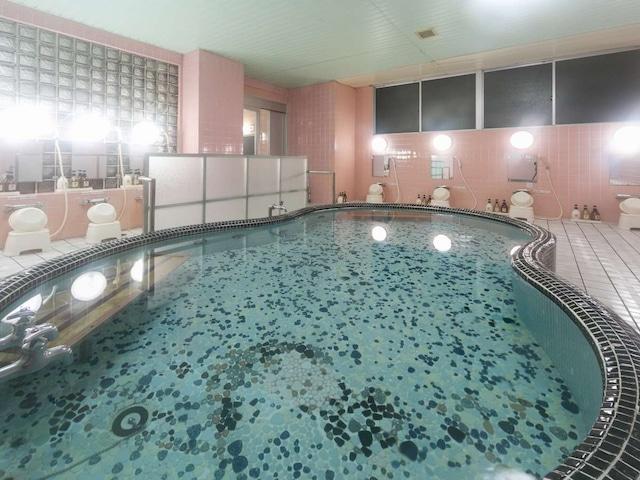 リバーサイドホテル松栄 女性大浴場