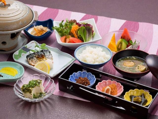リバーサイドホテル松栄 朝食イメージ