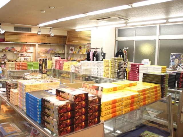 リバーサイドホテル松栄 売店