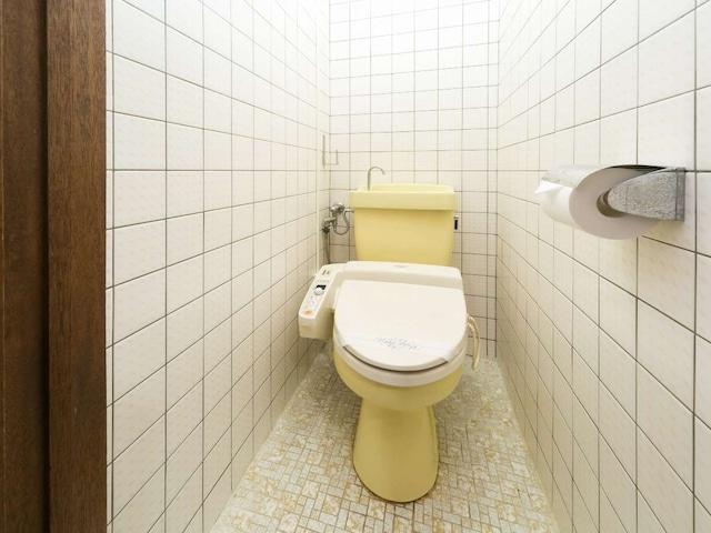 リバーサイドホテル松栄 トイレ