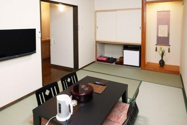 縄文の宿まんてん 和洋室一例 20㎡