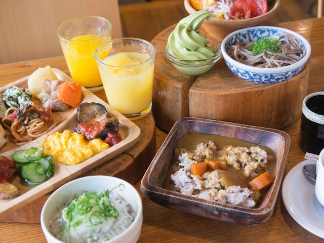 高知パレスホテル 朝食ビュッフェ