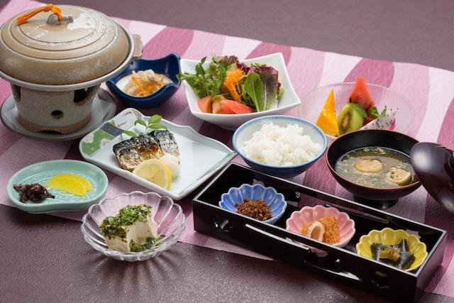 松栄 第二別館 朝食イメージ