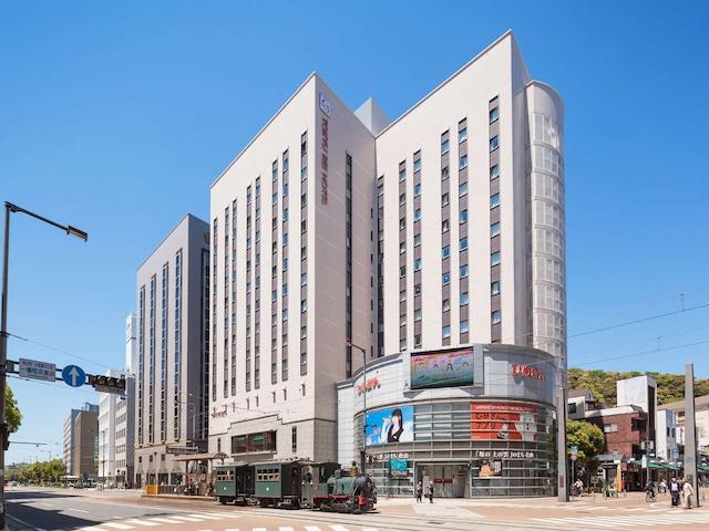 松山東急REIホテル 外観