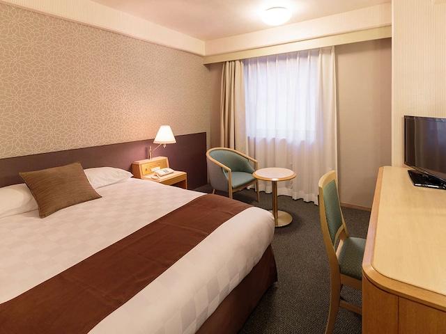 松山東急REIホテル スタンダードダブル 16.8㎡
