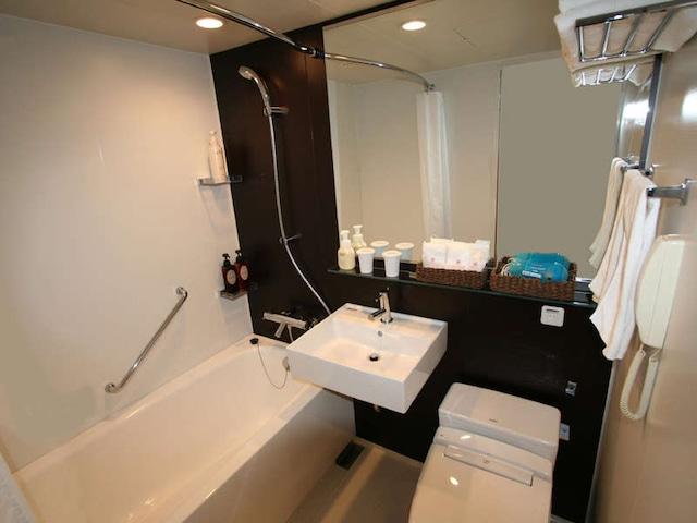 東京第一ホテル松山 バスルーム