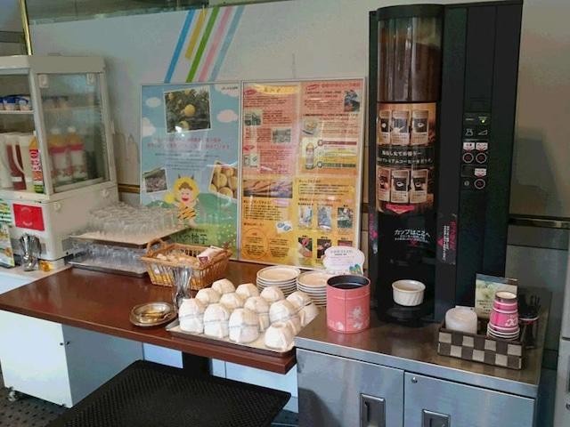 東京第一ホテル松山 朝食