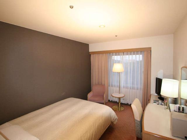 東京第一ホテル松山 セミダブル 17.6㎡
