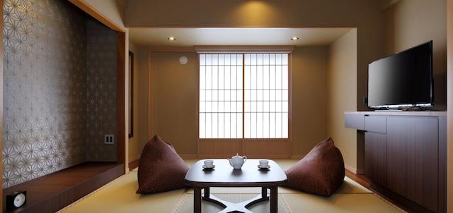 ホテル万惣 和室一例