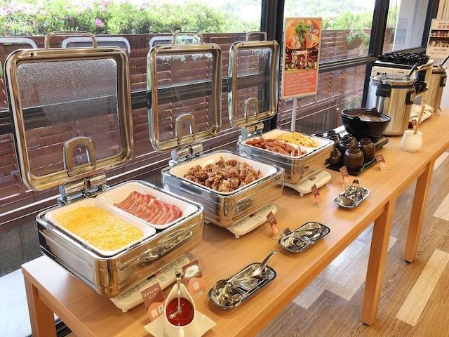 道後温泉 ホテルメルパルク松山 朝食