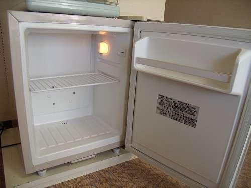 道後温泉 ホテルメルパルク松山 冷蔵庫