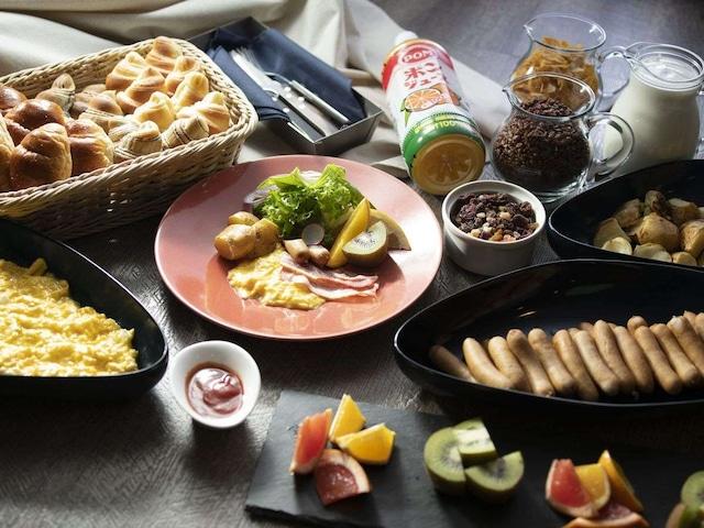 ホテルマイステイズ松山 朝食