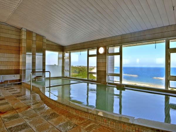 ホテルヴィラ・くにさき 大浴場