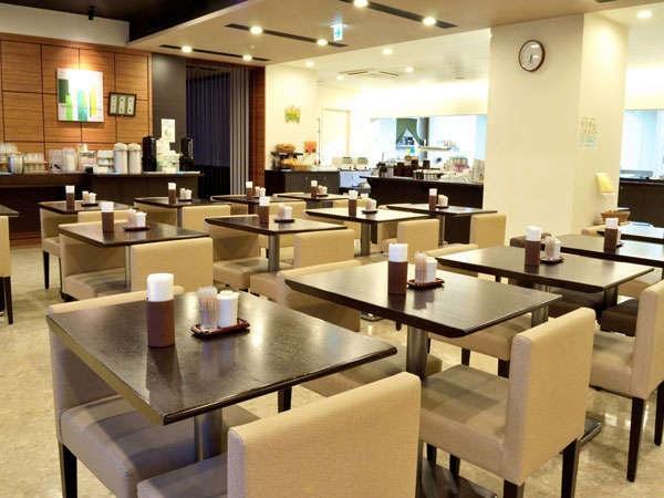 天然温泉 岩木桜の湯 ドーミーイン弘前 レストラン