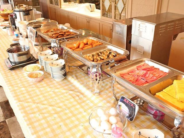 スマイルホテル八戸 朝食
