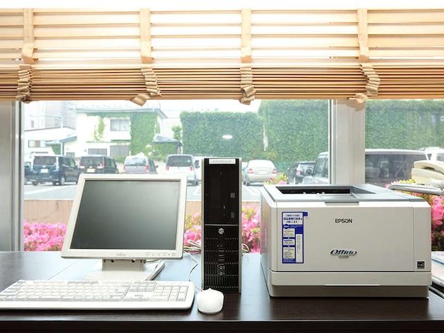 スマイルホテル八戸 レンタルPC・印刷機