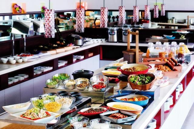 京都山科 ホテル山楽 朝食(イメージ)※追加希望の場合チェックイン時にお申込・お支払いください