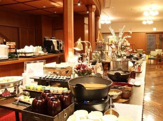 ホテルJALシティ青森 朝食