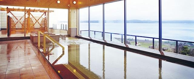 サロマ湖鶴雅リゾート 温泉