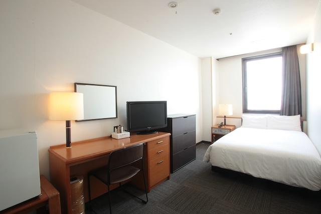 ホテル函館ロイヤル セミダブルルーム