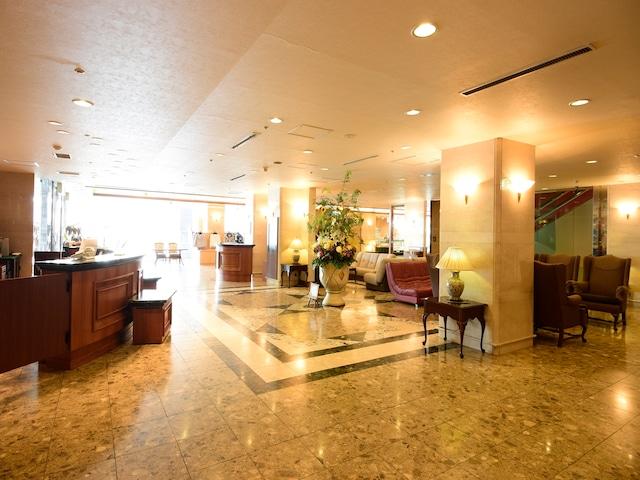 ホテル函館ロイヤル ロビー