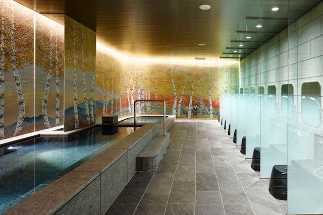 ホテルレオパレス札幌 大浴場・サウナ完備(イメージ画像)