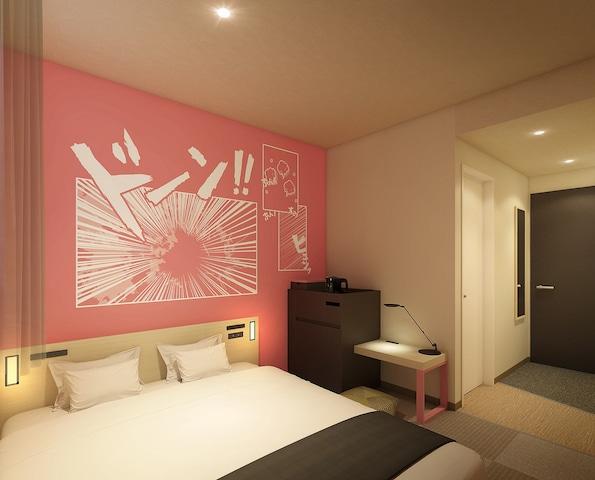 【新宿】ラ・ジェント・ホテル新宿歌舞伎町 モデレートクイーン(ダブル)
