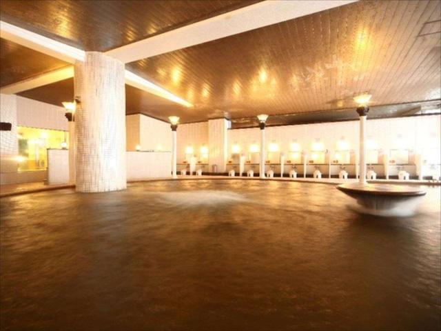十和田湖温泉 ホテル十和田荘 大浴場