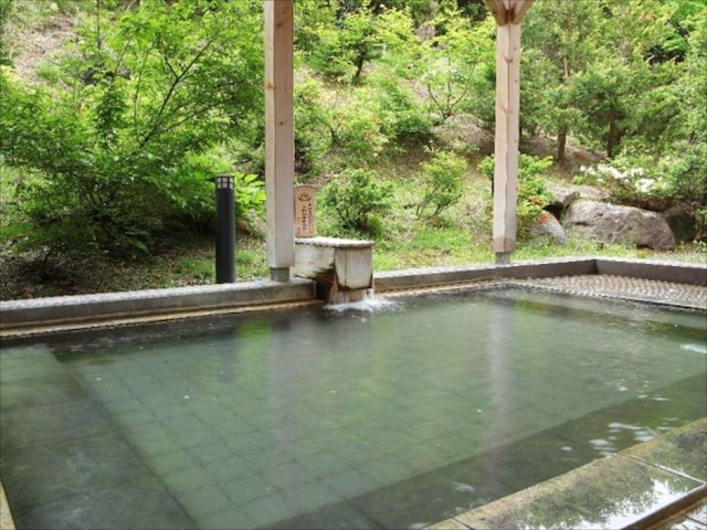 十和田湖温泉 ホテル十和田荘 露天風呂