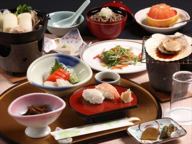 十和田湖温泉 ホテル十和田荘 夕食
