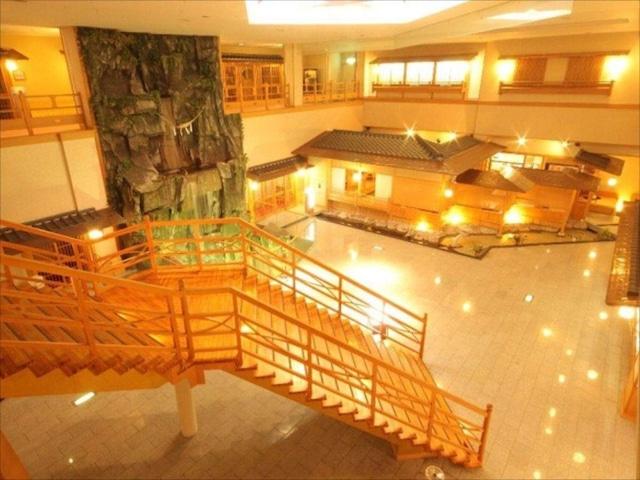 十和田湖温泉 ホテル十和田荘 館内一部