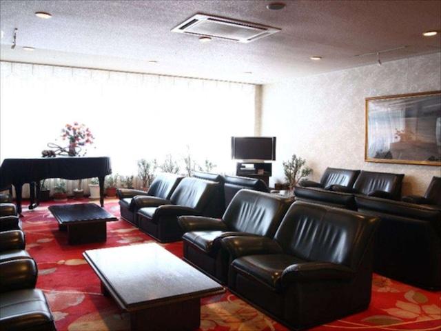 十和田湖温泉 ホテル十和田荘 ロビー