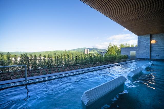 ルスツリゾート 別館トラベルロッジ ルスツ温泉 ことぶきの湯