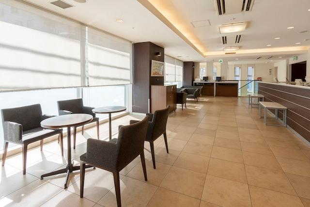 コンフォートホテル東京清澄白河 フロント・ロビー