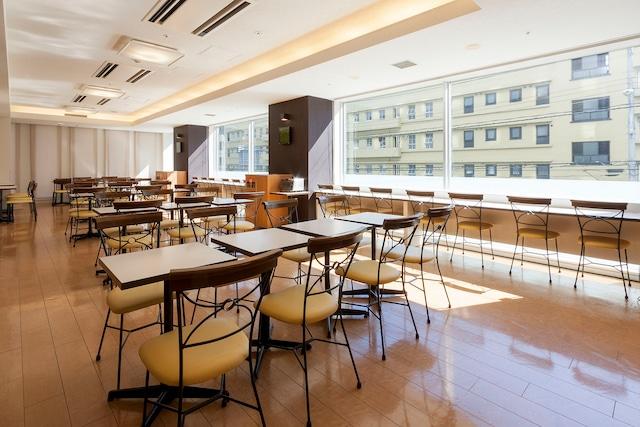 コンフォートホテル東京清澄白河 朝食会場