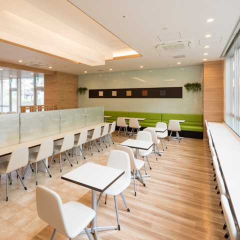 【神田】コンフォートホテル東京東神田 朝食会場