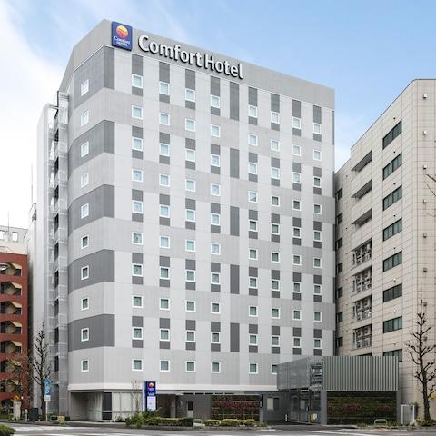 【神田】コンフォートホテル東京東神田 外観