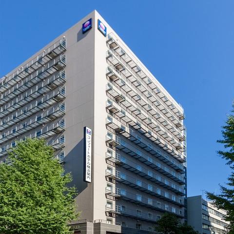 【横浜】コンフォートホテル横浜関内 外観
