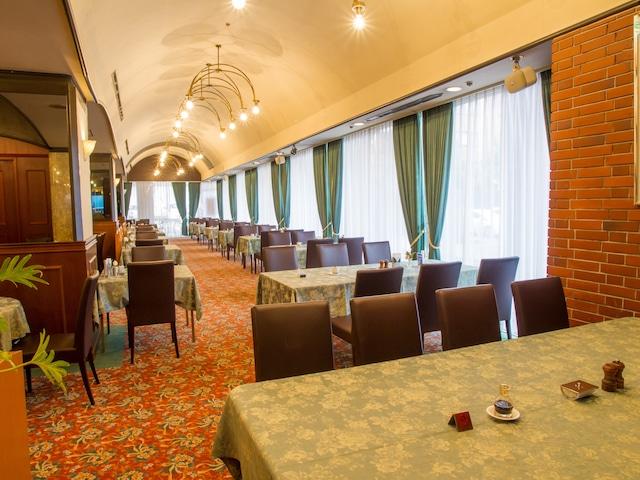 ホテルニュータンダ レストラン