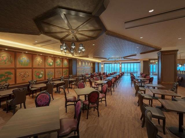 ホテルグランメール山海荘 レストラン