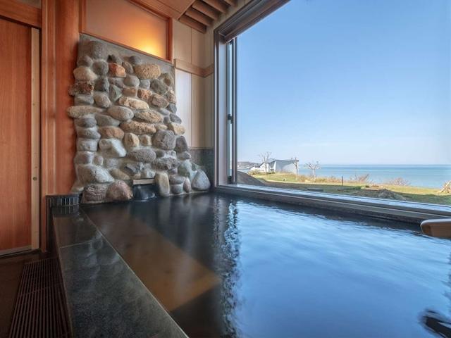 ホテルグランメール山海荘 貸切風呂